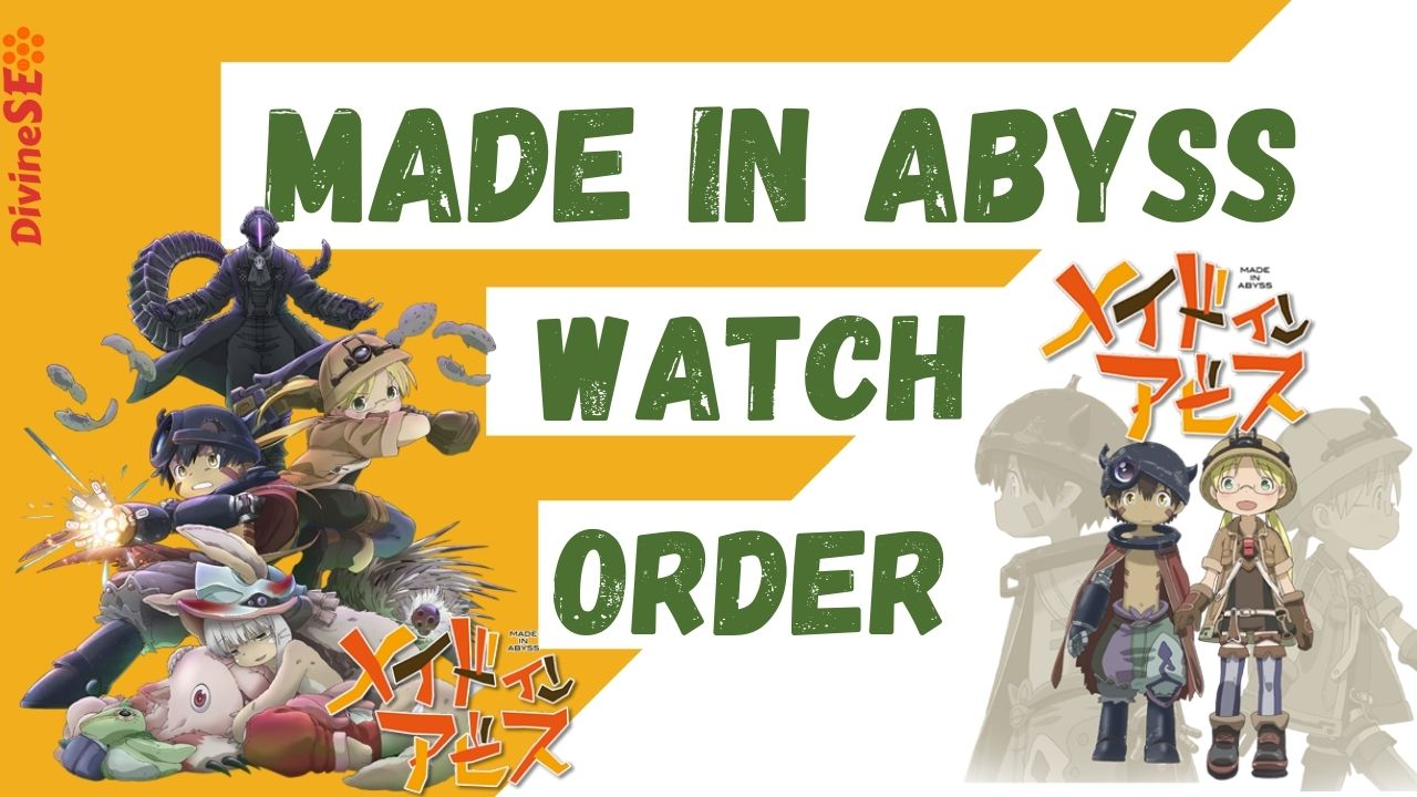 Made In Abyss Watch Order