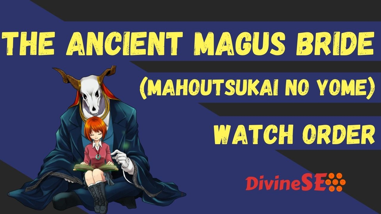 The Ancient Magus Bride watch